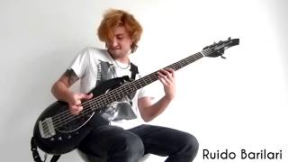 Patrice Rushen   Forget Me Nots [Bass Cover By Ruido Barilari]