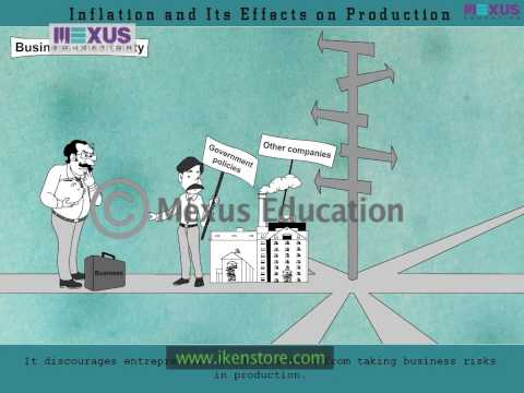 Inflation and Its Effects on Production