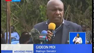 Gideon Moi warns against early 2022 presidential campaigns