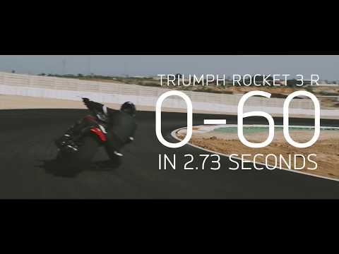 2021 Triumph Rocket 3 R in Shelby Township, Michigan - Video 2