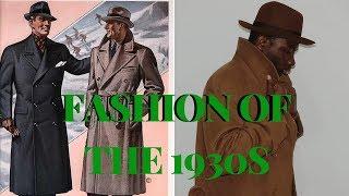 Fashion Of The 1930s | Mens Fashion