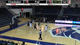 Coke Classic Gm 10 - Charleston vs. Fair