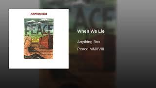 When We Lie