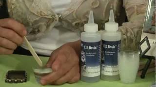 Mixing ICE Resin With Susan Lenart Kazmer