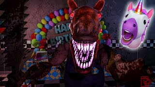 wHaT HaVE You dONE To ME?!?! | Head Horse: Horror Game | Fan Choice Friday
