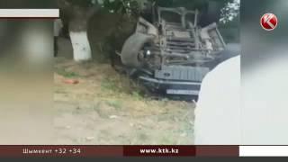 Жамбыл облысында жантүршігерлік жол апаты болды