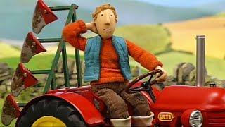 Kleiner Roter Traktor | 60 Minuten Kompilation | Cartoon | Ganze Folgen 🚜