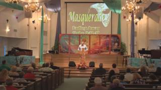 June 19, 2016 Morning Sermon - Fading Away