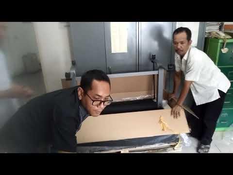 Unboxing : Printer HP Designjet T520 eSeries
