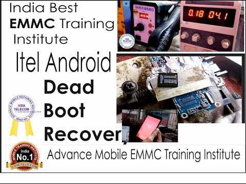 eMMC iC Repairing Course/All Dead Mobile phone Solutions Full