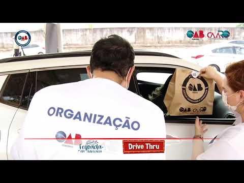 Feijoada por Drive Thru da OABRO – Dia da Advocacia