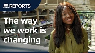 More freedom, less privacy: The digital economy is changing the way we work | CNBC Reports