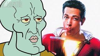 SHAZAM - Spongebob Mash-Up Trailer Parody