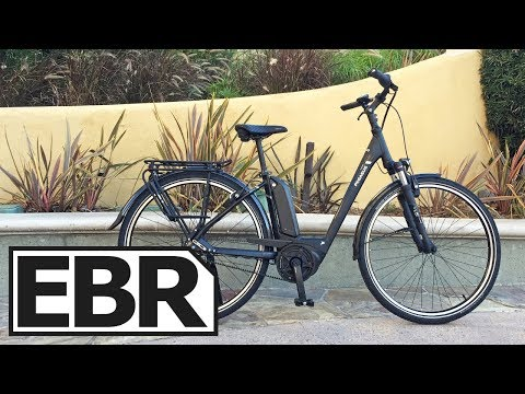 PEGASUS PREMIO E8 Video Review – $3.9k Shimano Nexus INTER-8 Electric Bike