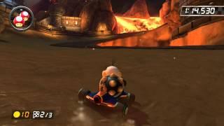 Bowser's Castle - 1:59.881 - HD ◆ DDSC (Mario Kart 8 World Record)