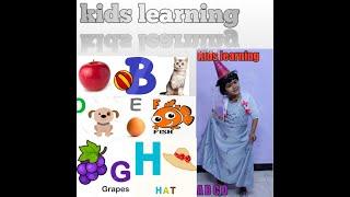 Learn A b c d