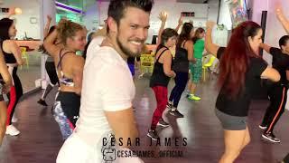 Le Pido A Dios   Wolfine  Cesar James Zumba Cardio Extremo Cancun