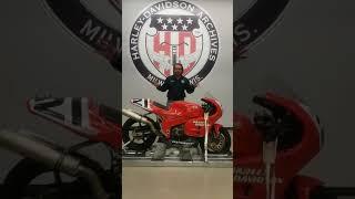 Off the Shelf: 1994 VR1000 Road Racer | Harley-Davidson Museum