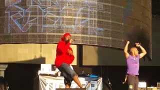 Dizzee Rascal - SuperMan (Heineken Open'er Festival  Poland   Gdynia  7/07/13)
