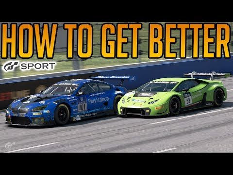 How To Improve on Gran Turismo Sport