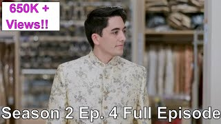 Groom Wants To Wear Black For An Indian Wedding - Nazranaa Diaries S2E4 Full Episode, Marlina & Jake