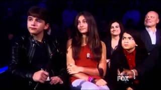 Дети знаменитостей, Katherine prince & paris speak on xfactor