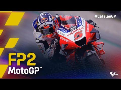 MotoGP 2021 カタルニアGP FP2ハイライト動画