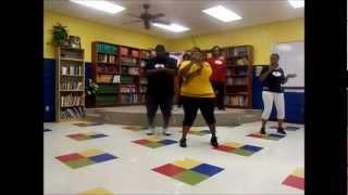 Strip - Undress - Chris Brown Line Dance - INSTRUCTIONS