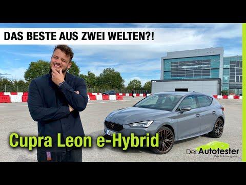 2021 Cupra Leon e-Hybrid (245 PS) im Test! 🤎-🔋-Das Beste aus zwei Welten? Fahrbericht | Review | R