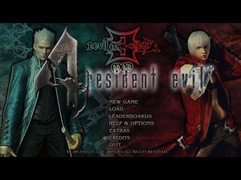 Resident Evil 4 - God of War Mod | 06 [Final] - смотреть