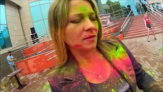 Фестиваль красок BEL HOLLI в Бригантине, Людиново