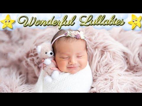 1 Hour Super Relaxing Baby Musicbox Lullabies ♥ Soft Bedtime Sleep Music Nursery Rhymes ♫ Good Night