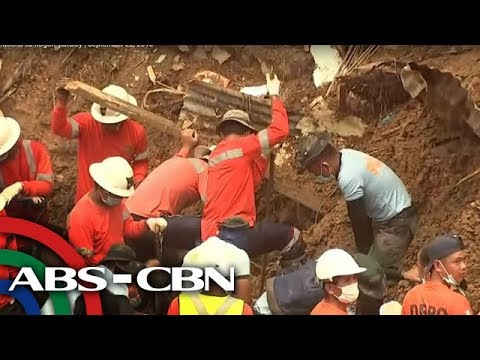 [ABS-CBN]  News Patrol: Search operations sa Itogon, patuloy | September 22, 2018