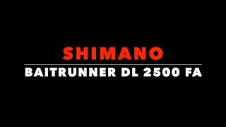 Катушка baitrunner dl 6000 ra shimano