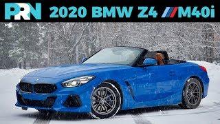 2020 BMW Z4 M40i Review