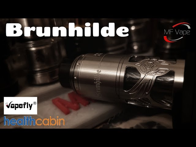 Brunhilde RTA | Vapefly/German 103 Team | Review & Rebuild | One For The Hobbyist