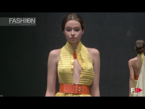 ANNA MARCHETTI Spring Summer 2019 Montecarlo MCFW - Fashion Channel