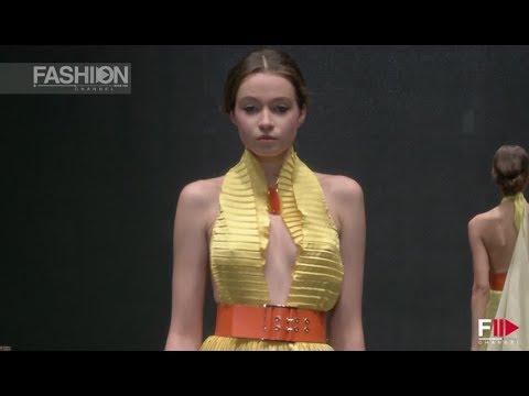 ANNA MARCHETTI Spring Summer 2019 Montecarlo MCFW - Fashion Channel