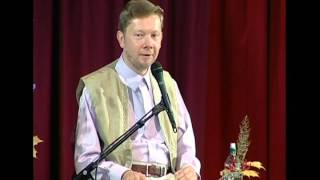 Eckhart Tolle – Reality is Beyond Thought