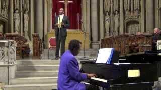 Footsteps of Mandela Live at Riverside Church - July 18 - Simon Estes