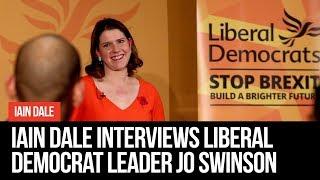 General Election 2019: Iain Dale Interviews Lib Dem Leader Jo Swinson