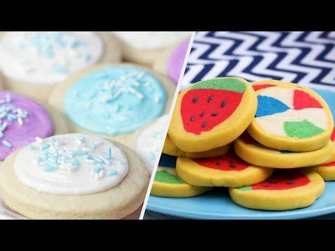 Sugar Cookies • Tasty Recipes