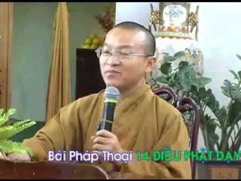 Mười Bốn Điều Phật Dạy 4 (13/07/2008)