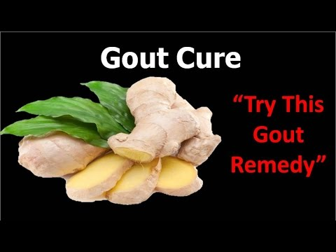 Video Gout Cure: Don't Live with Pain, Use this Gout Diet Remedy
