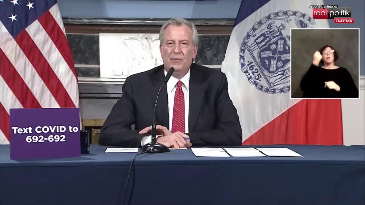 Estados Unidos: New York se convirtió en el epicentro de la pandemia del país