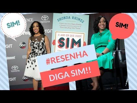 #RESENHA - O ano em que disse SIM! | Biografias e Afins por Tamy Pinheiro