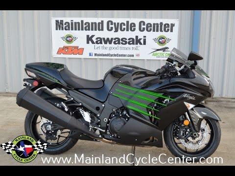 2017 Kawasaki NINJA ZX-14R ABS in La Marque, Texas