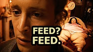 When Shock Turns To Comedy - A Look At Feed (2005)