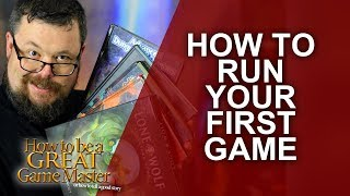 How to be a Good DM - Running Your First Game - DM Tips