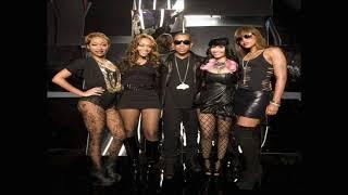 My Chick Bad (Remix feat. Diamond, Trina, Eve and Nicki Minaj) -Ludacris